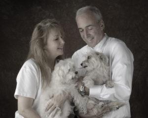Me, Bob, Bella, and Tiny