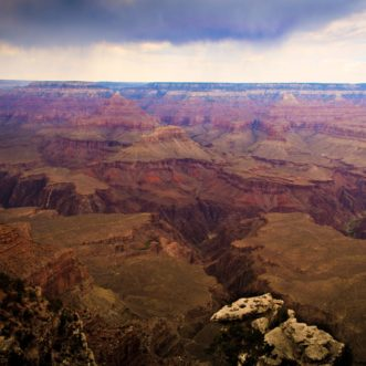 Grand Canyon; August, 2017