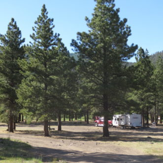 Finding New Boondocking Site